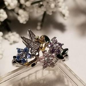 Beautiful Tinkerbell 925S Ring